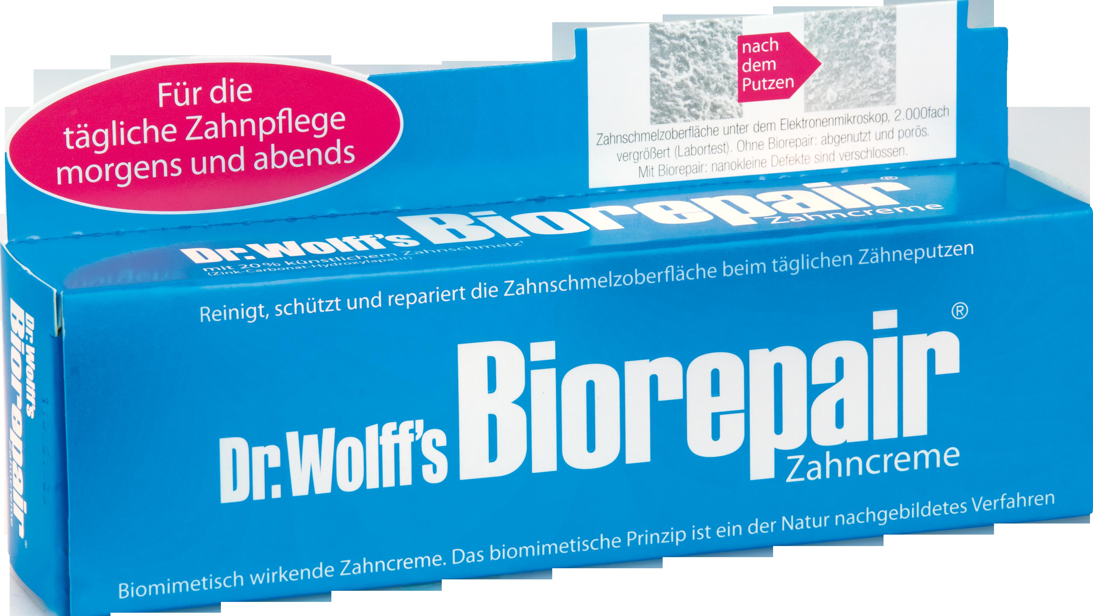 BioRepair Zahncreme