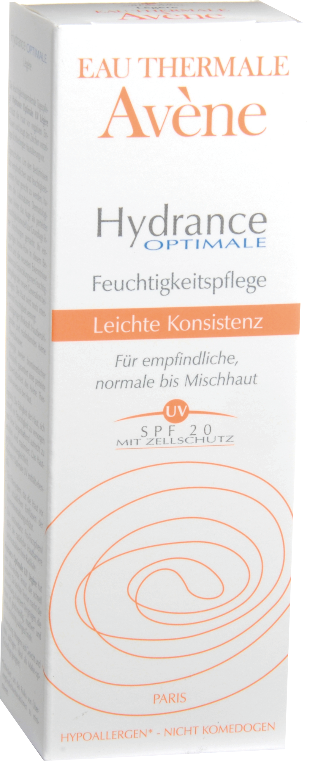 Avene Hydrance Optimale UV legere