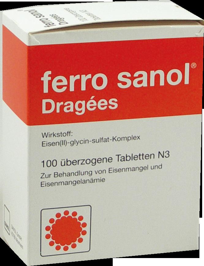 FERRO SANOL