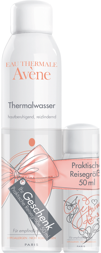 AVENE Thermalwasser-Spray 300ml+gratis 50ml