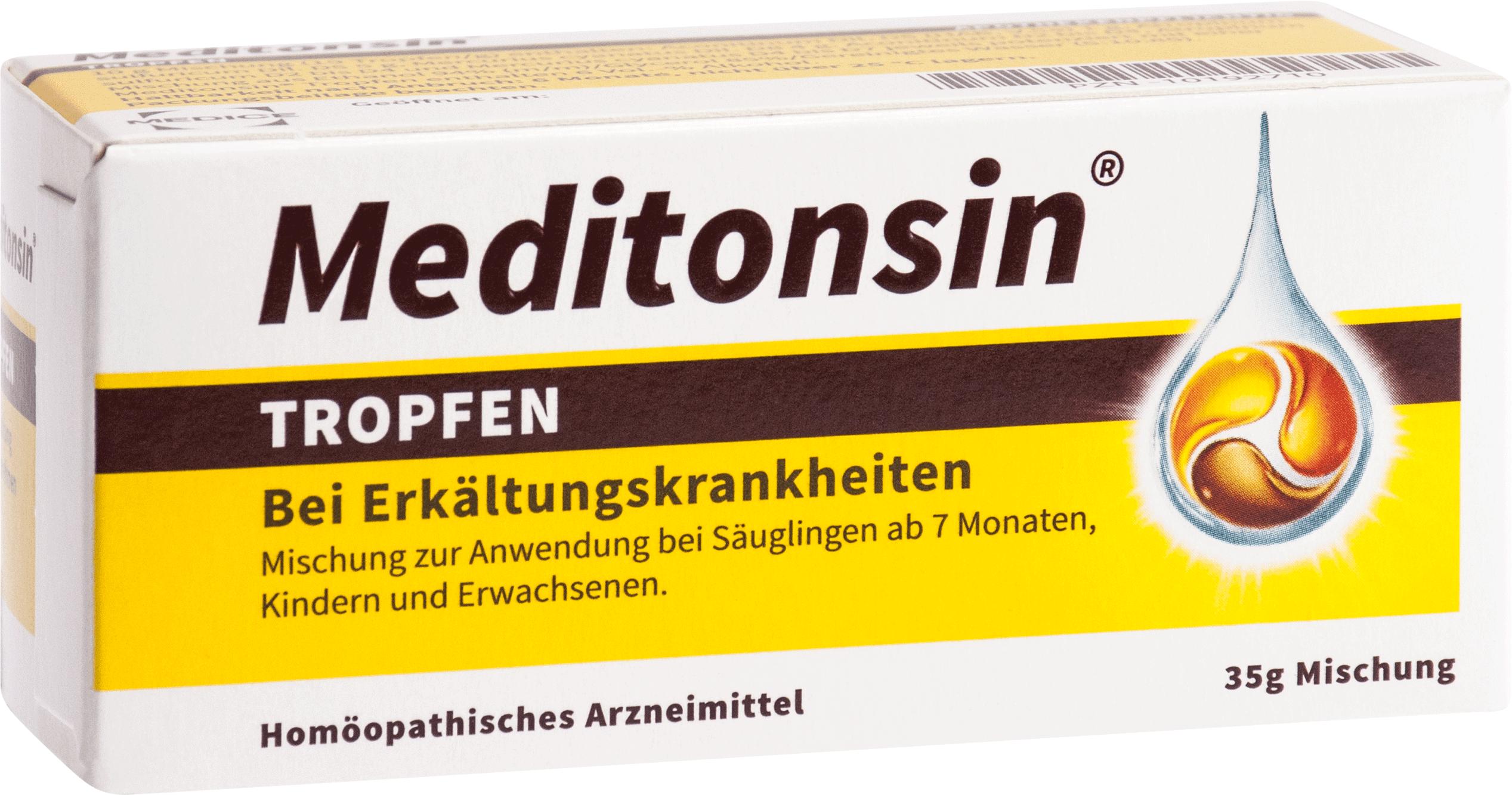 Meditonsin Tropfen