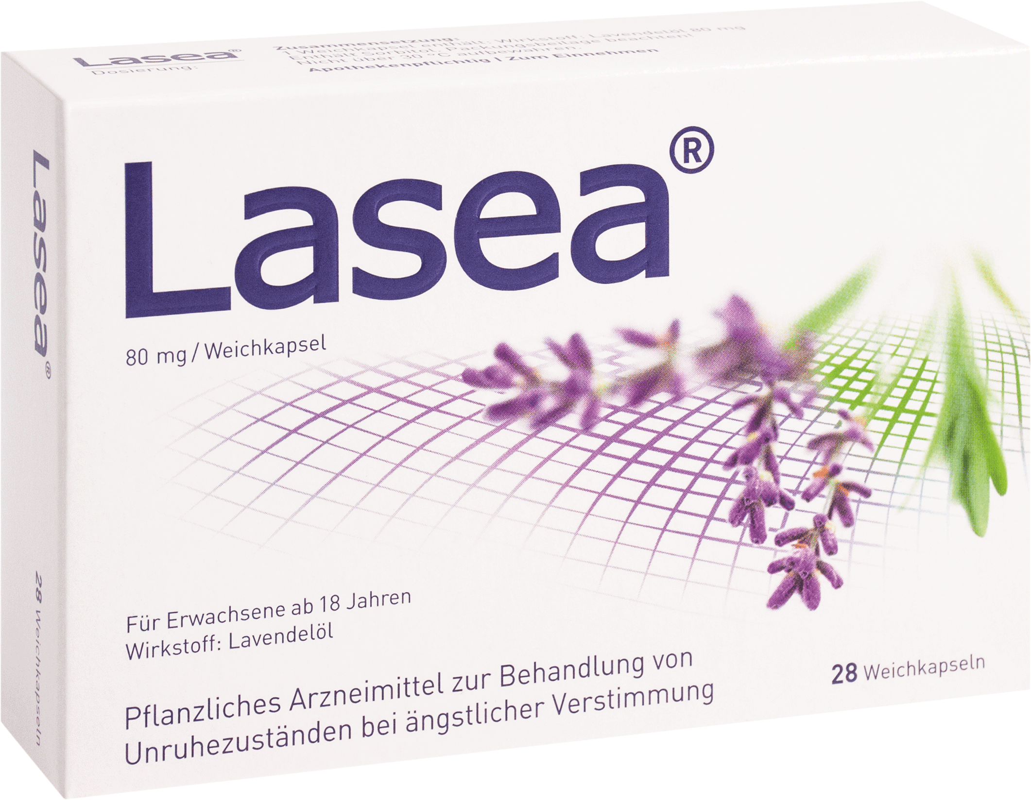 LASEA Weichkapseln