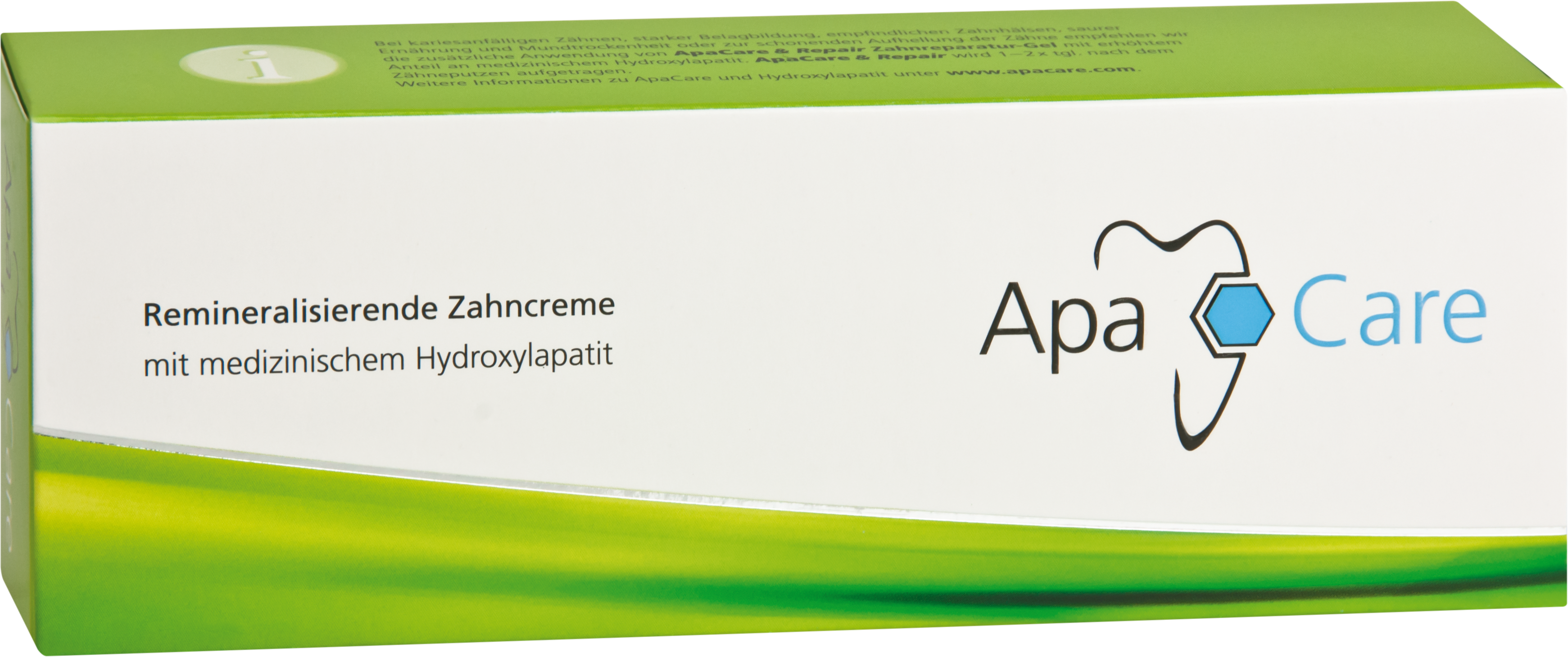 ApaCare Zahncreme