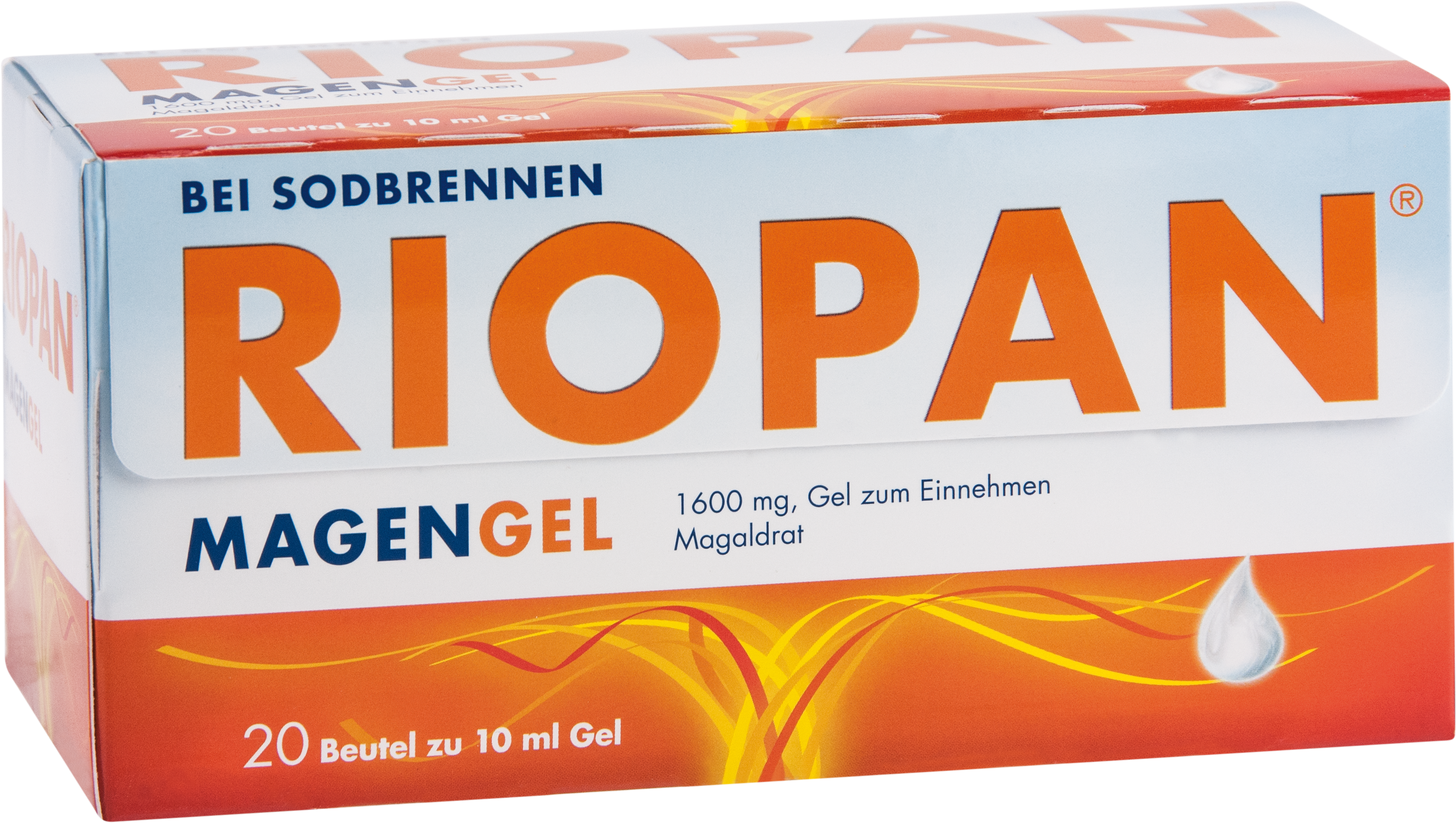 RIOPAN Magen-Gel Stick-pack Btl.
