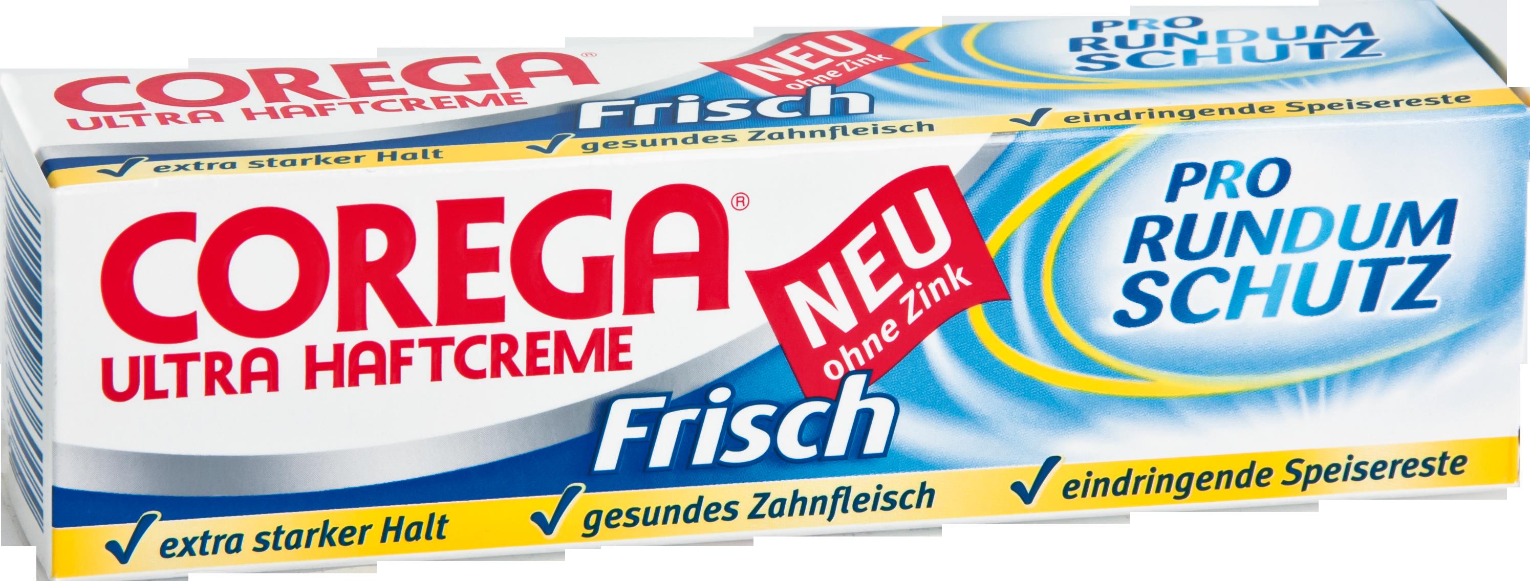 COREGA Ultra Haftcreme Frisch