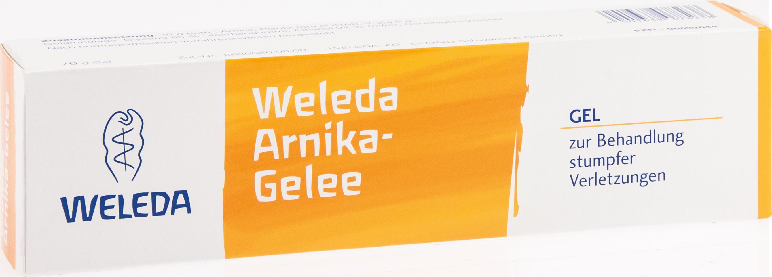 ARNIKA GELEE