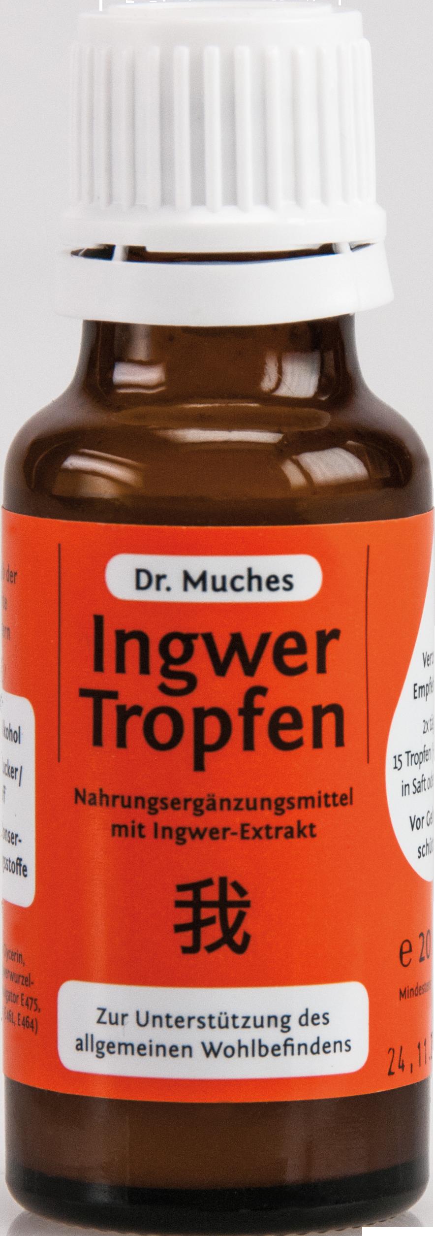 Ingwertropfen Dr.Muches