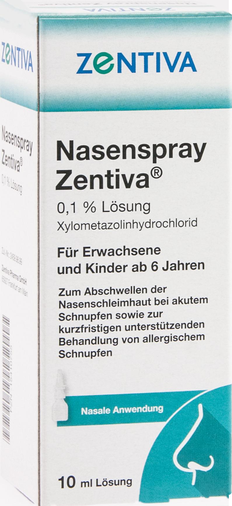 Nasenspray Zentiva