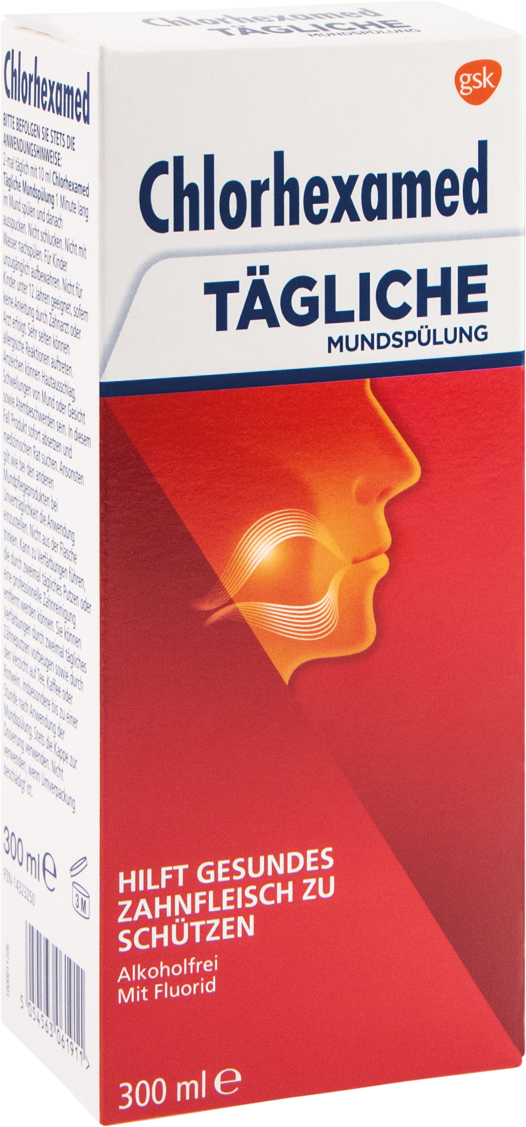 Chlorhexamed Tgl. Mundspu. 0.06%
