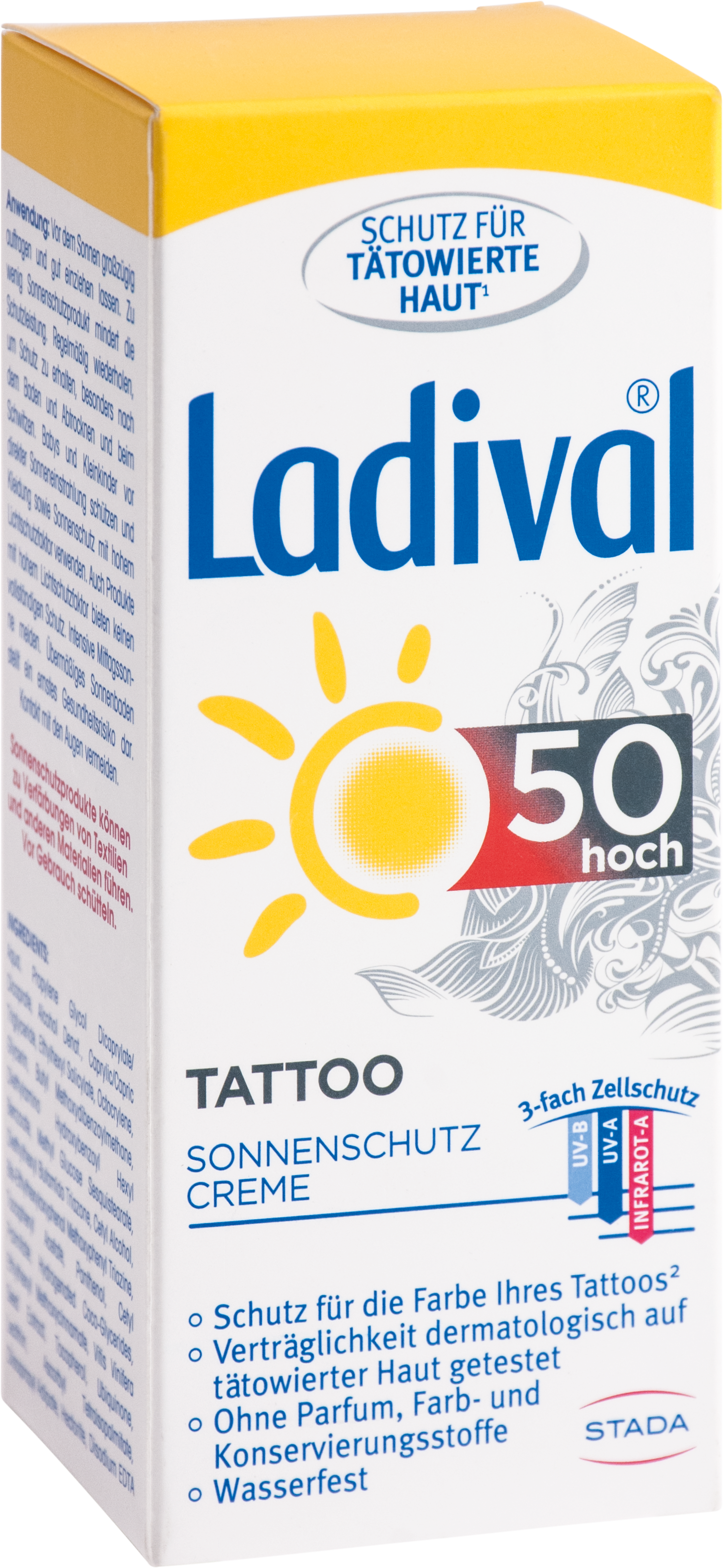 Ladival Tattoo LSF 50