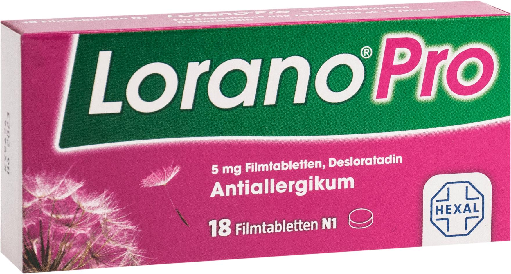 LoranoPro 5mg Filmtabletten