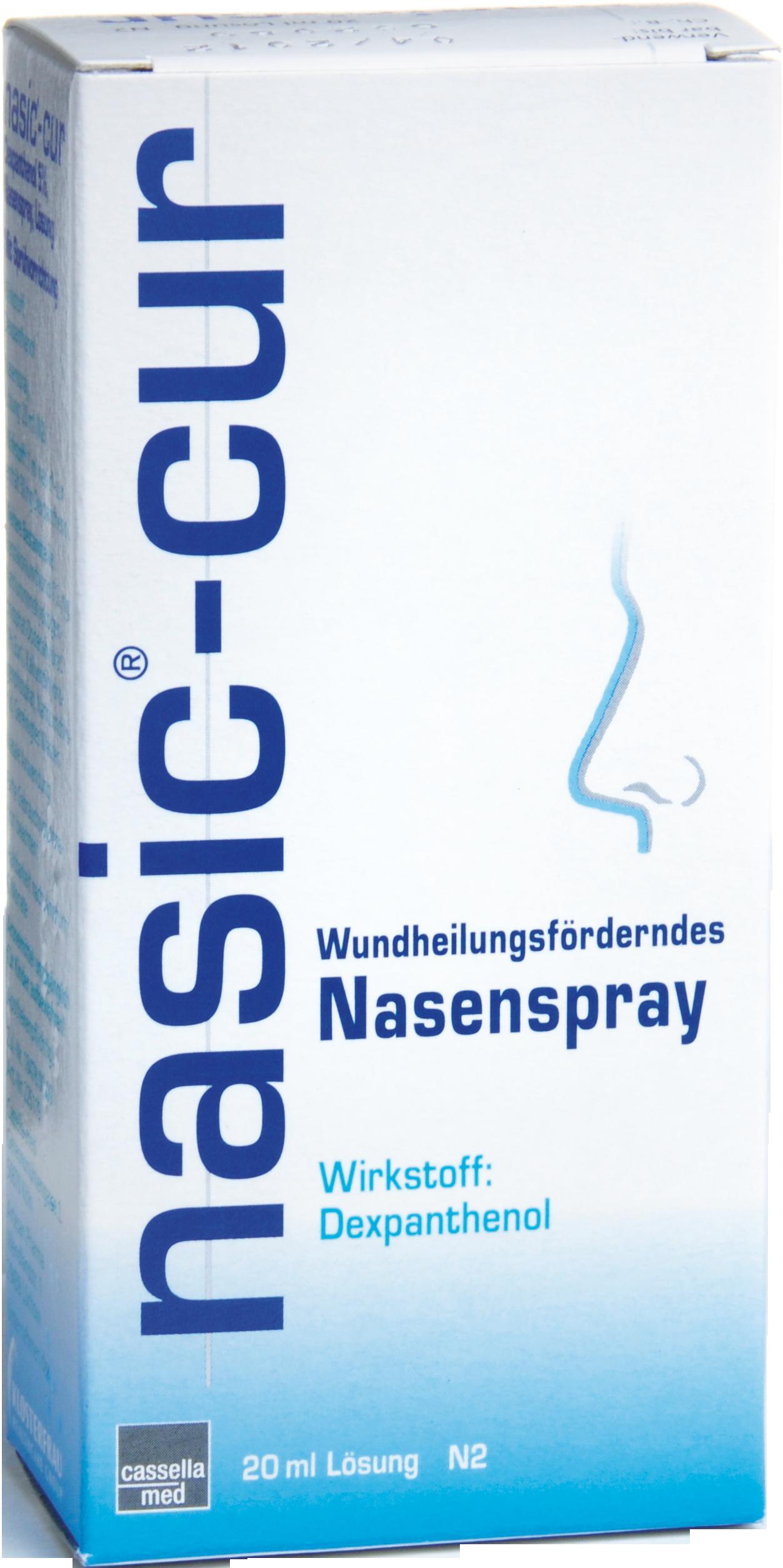 Nasic Cur Nasenspray