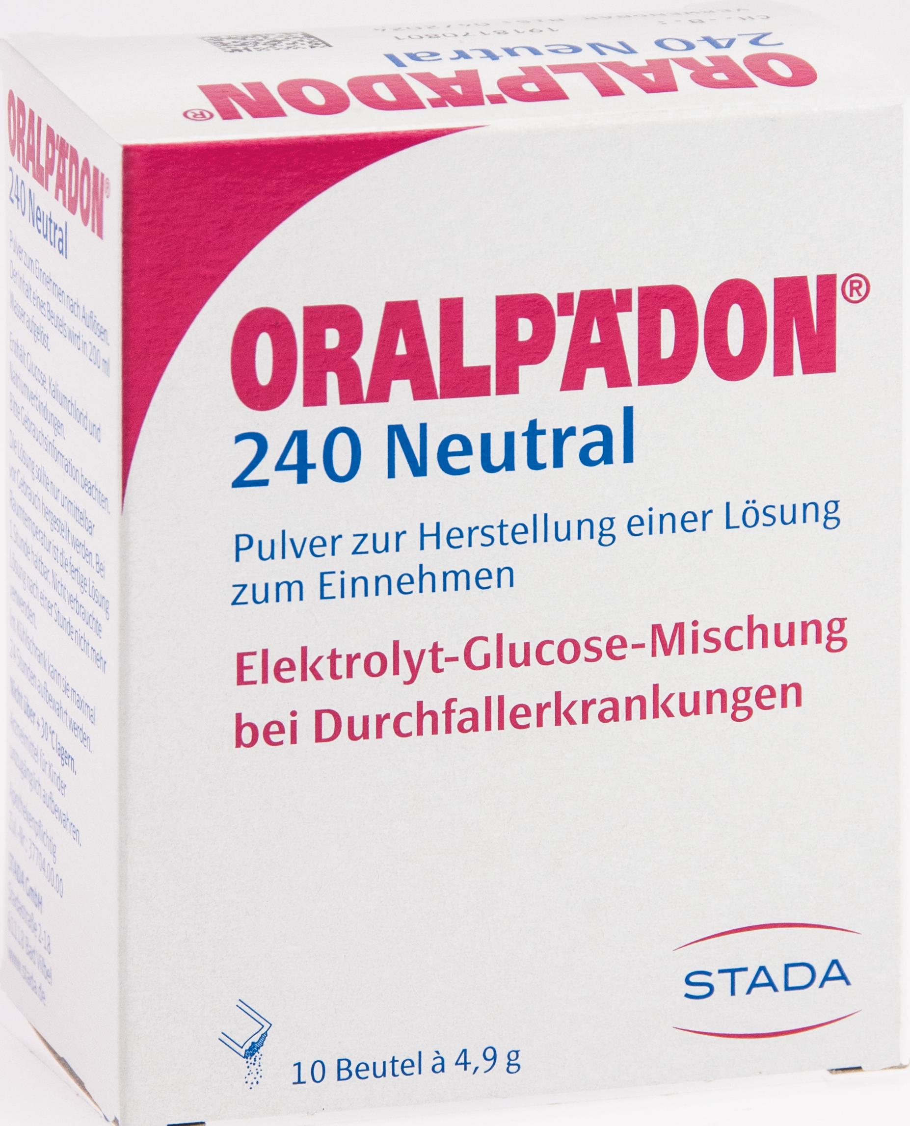 ORALPAEDON 240 NEUTRAL BTL