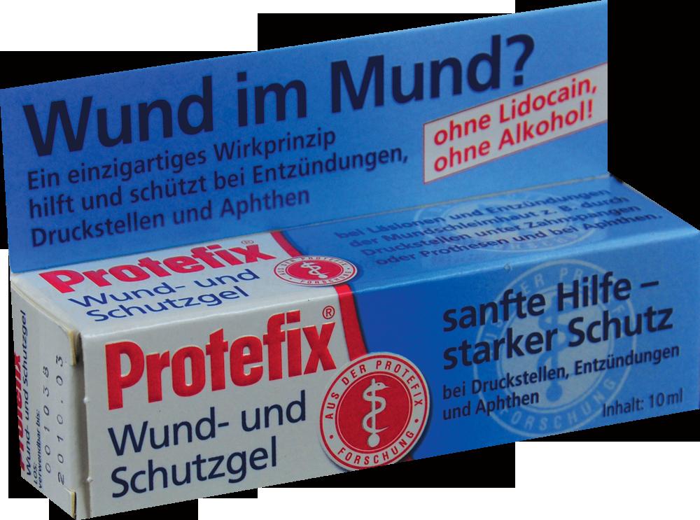 PROTEFIX WUND-UND SCHUTZGEL