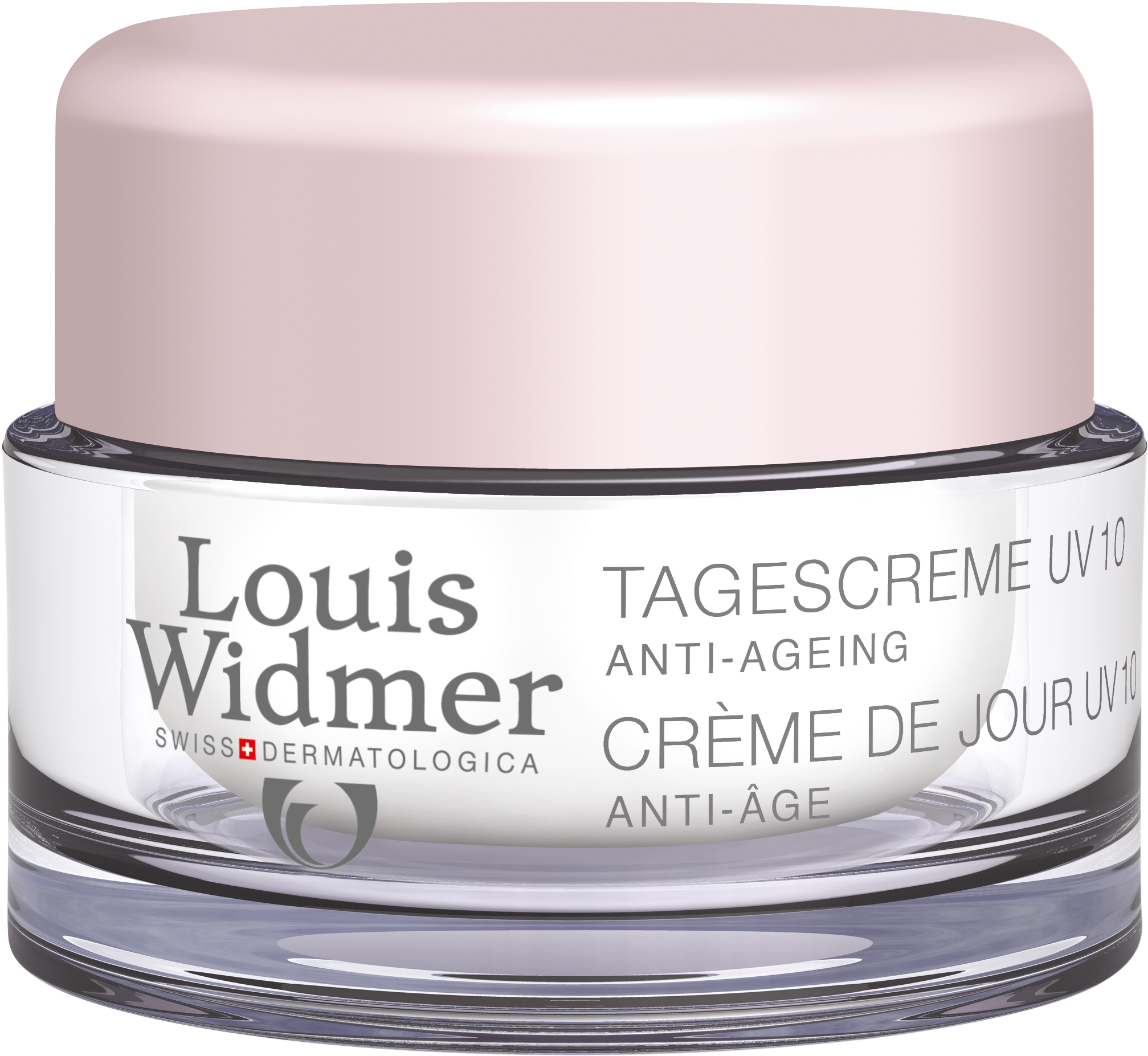 WIDMER Tagescreme UV 10 leicht parfümiert
