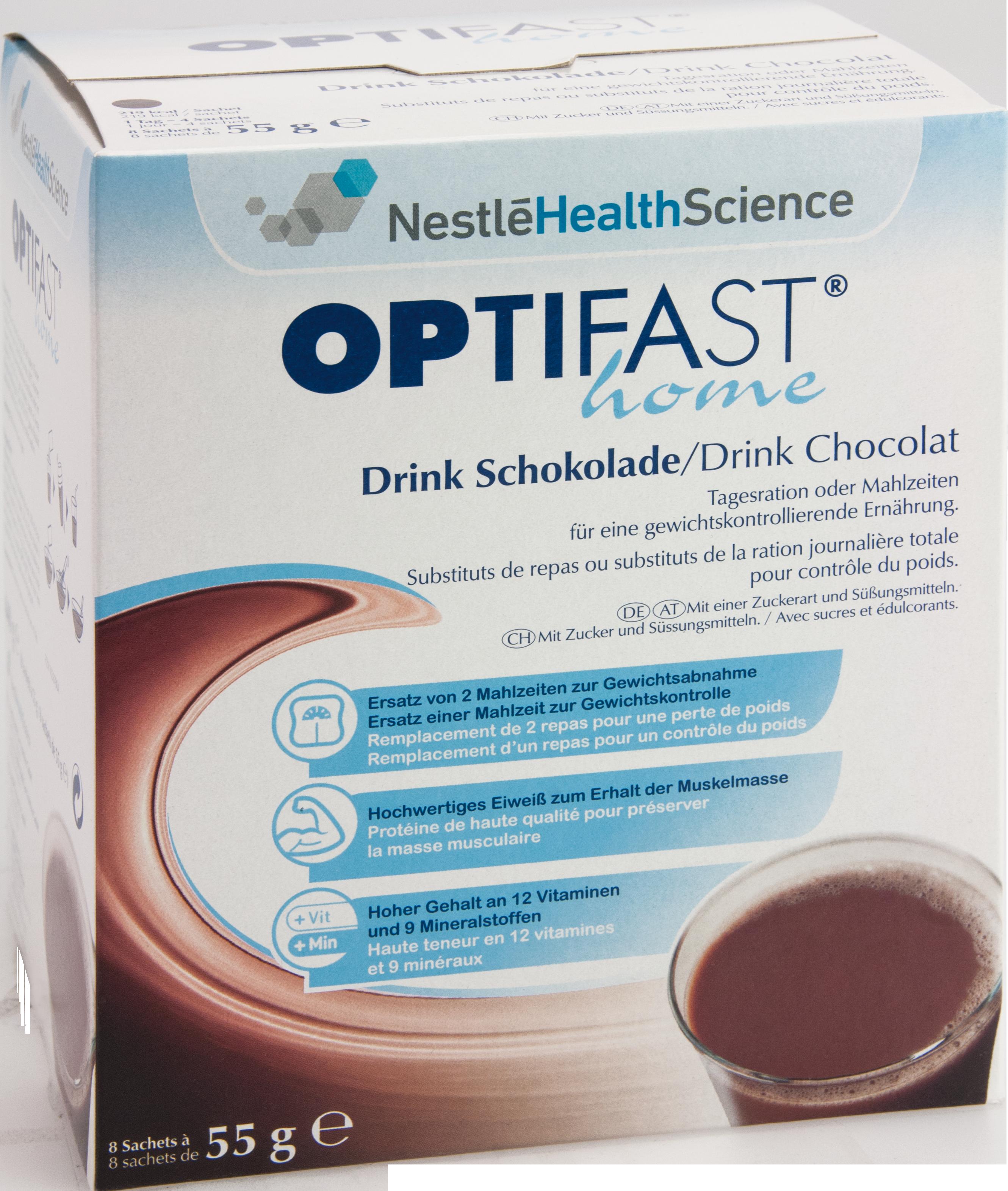 OPTIFAST home Drink Schokolade
