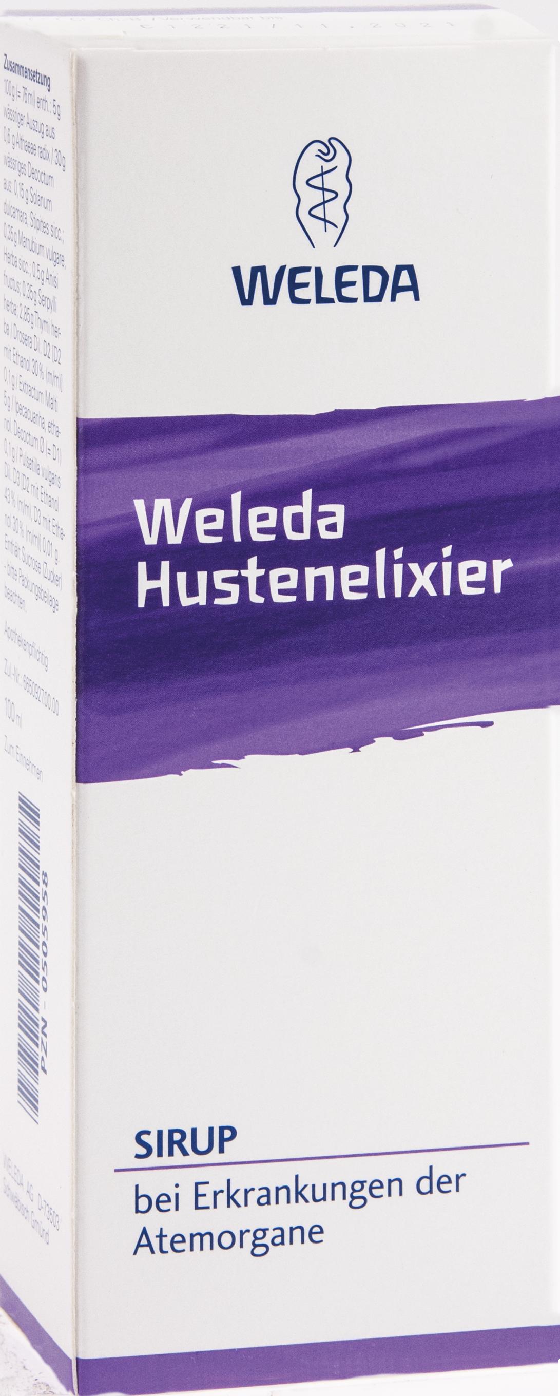 HUSTENELIXIER
