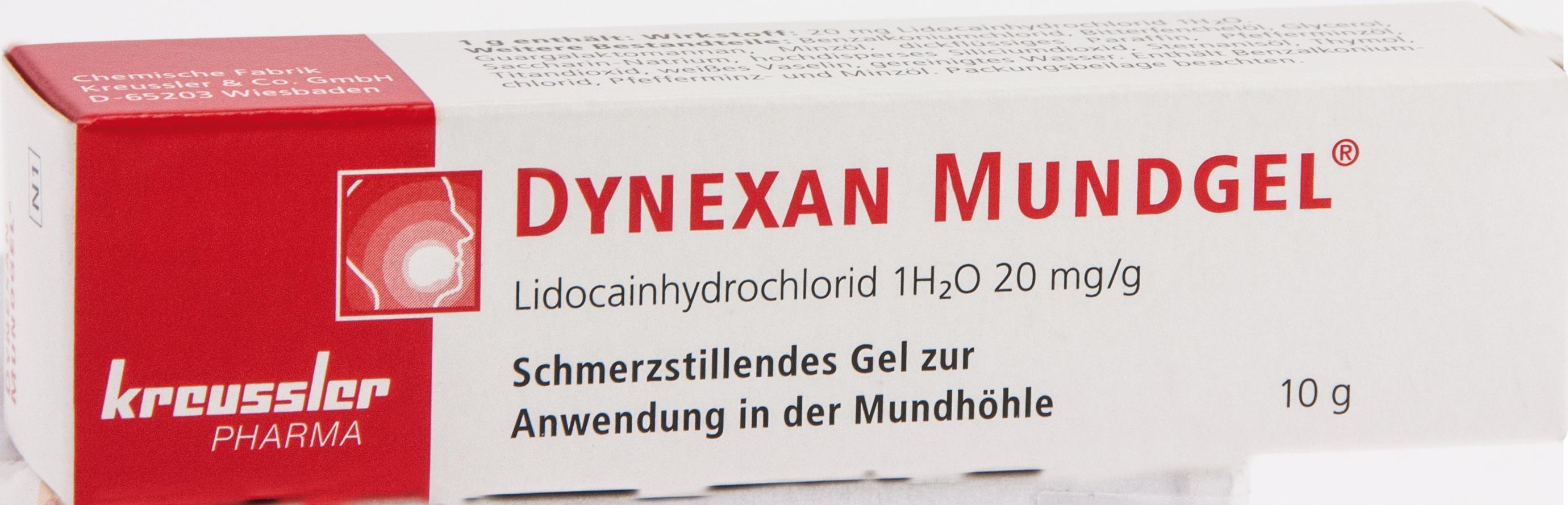 Dynexan Mundgel
