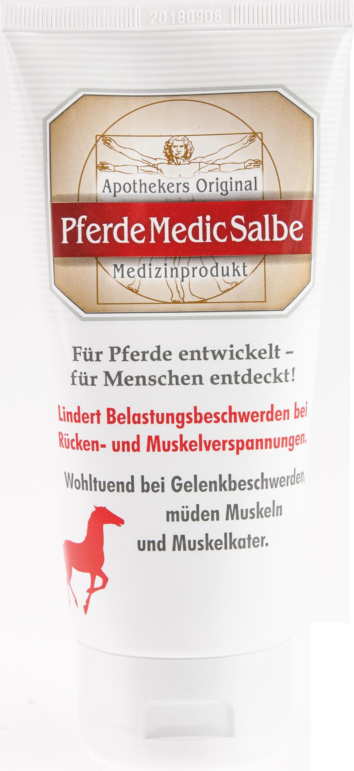 PferdeMedicSalbe Apothekers Orig Pferdesalbe Tube