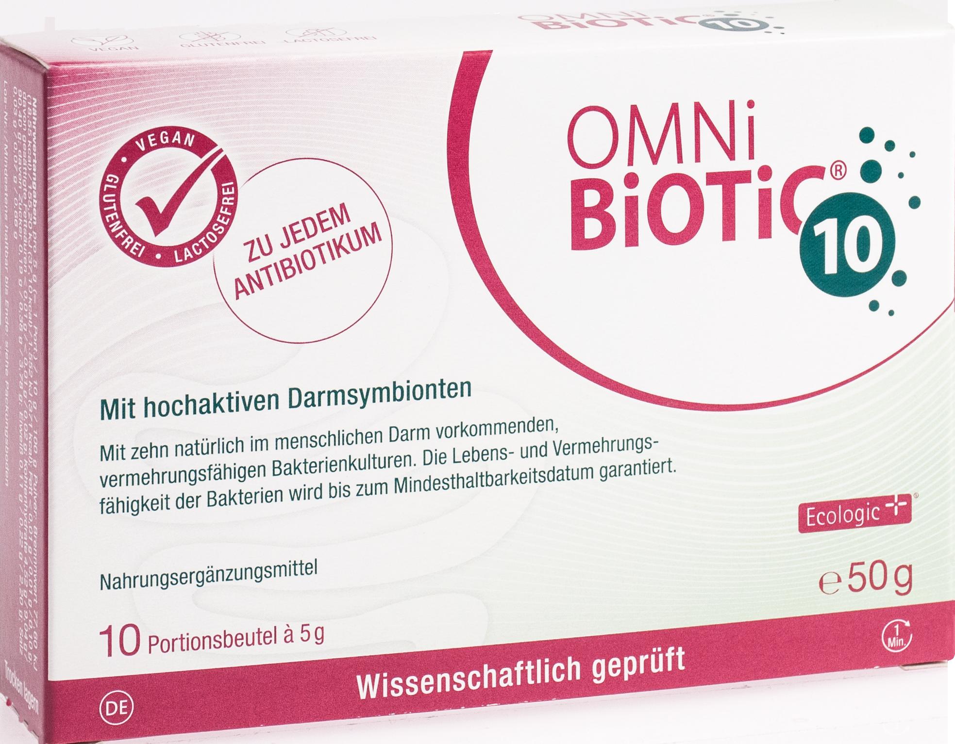 OMNI-BIOTIC 10