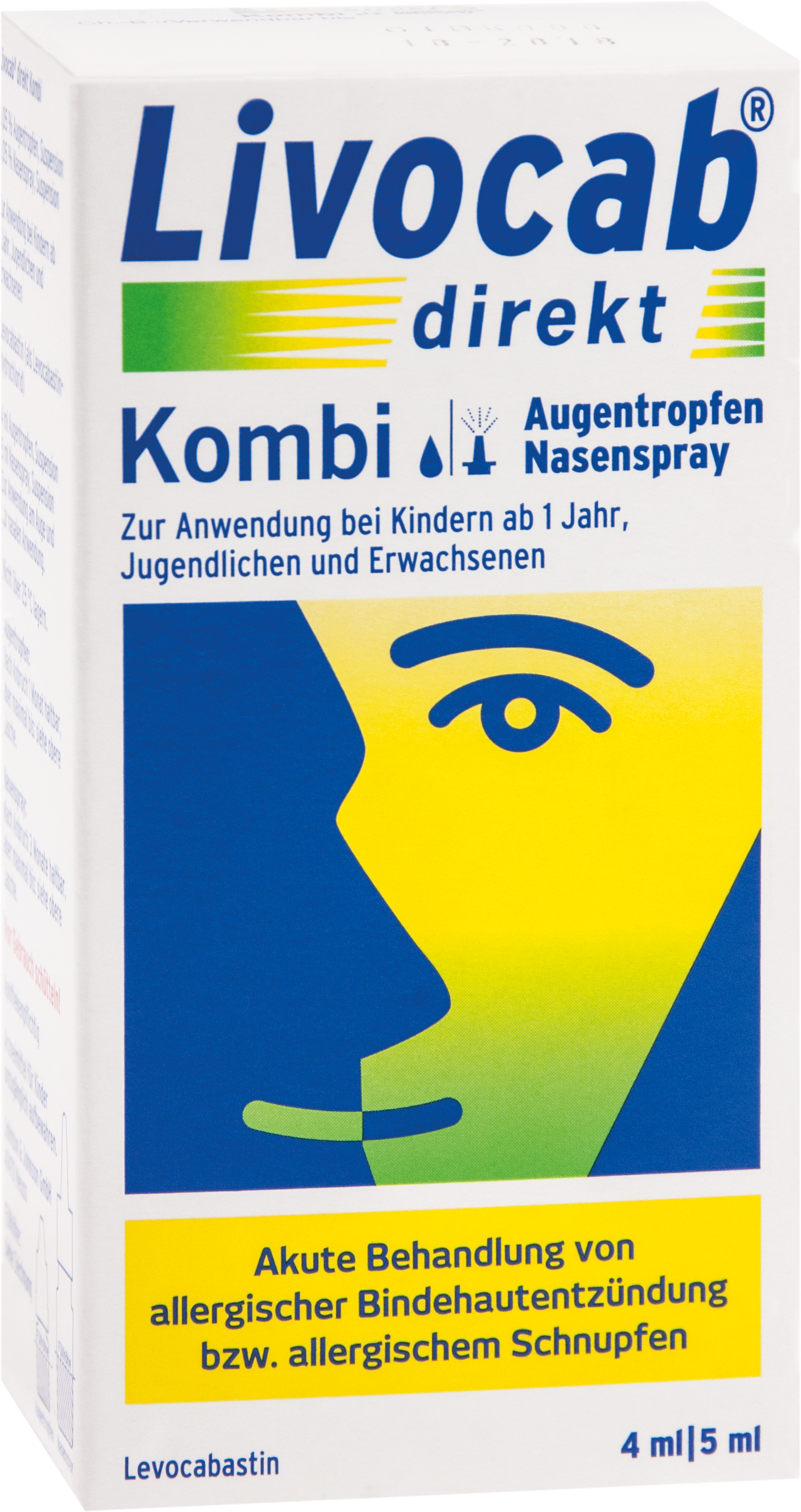 Livocab direkt Kombi 4ml AT + 5ml NS