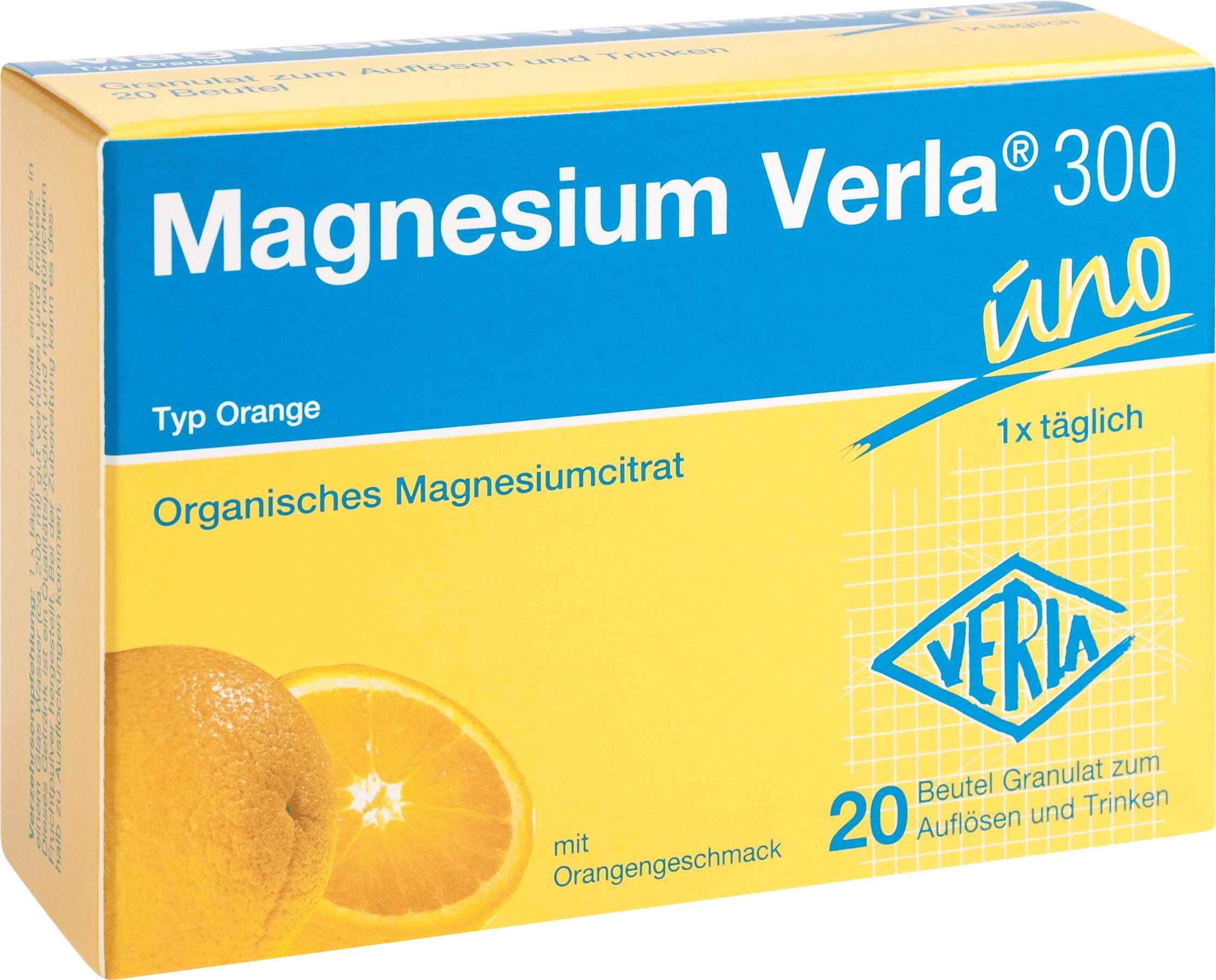 Magnesium Verla 300 Orange