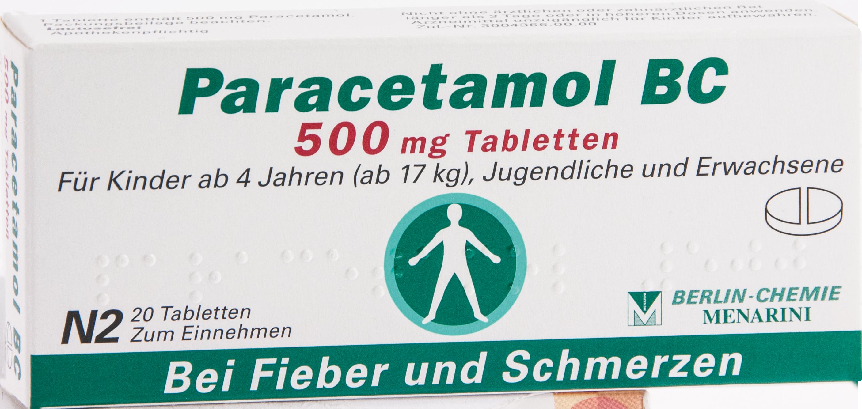 Paracetamol BC 500mg