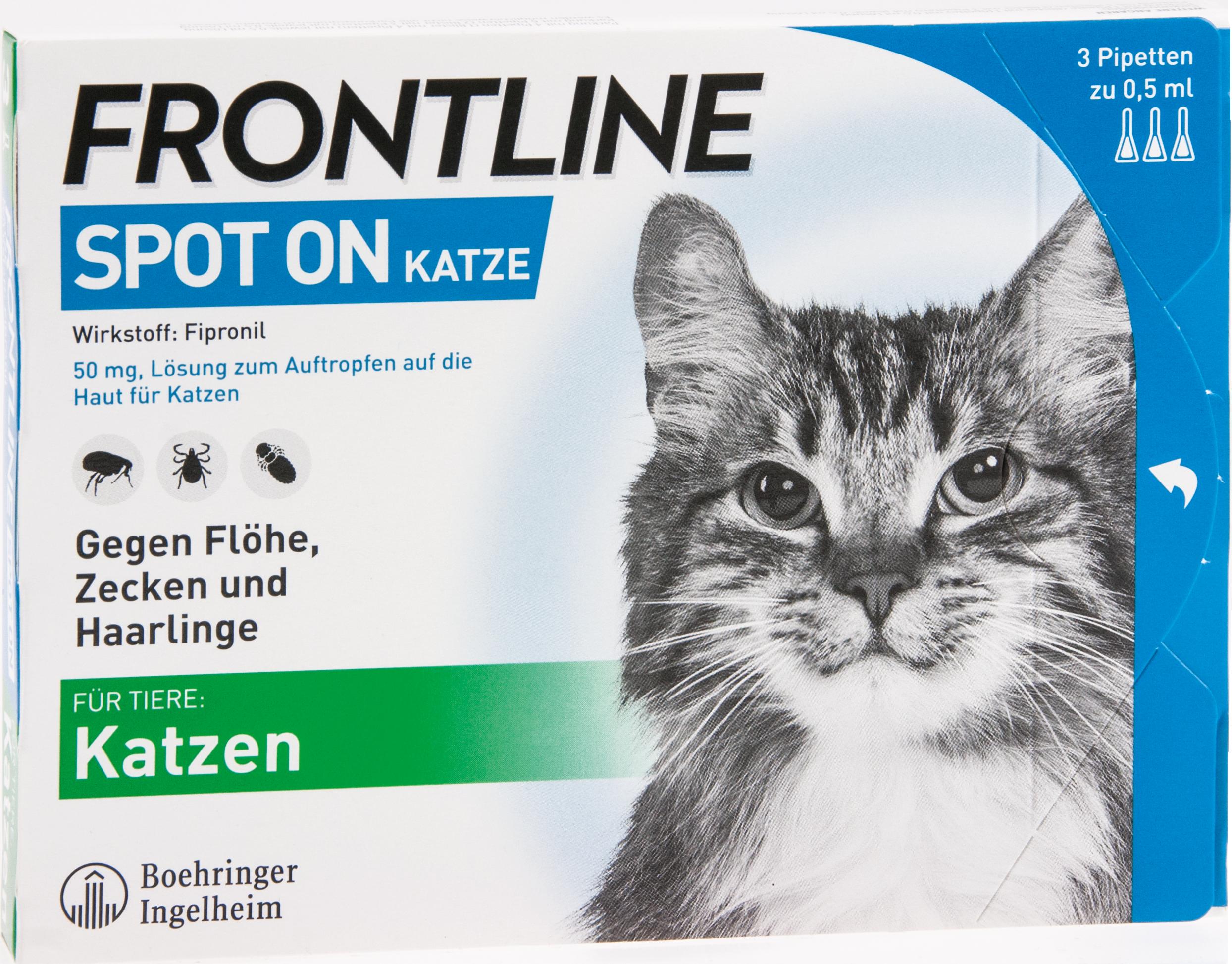 Frontline Spot on K APPL. VET