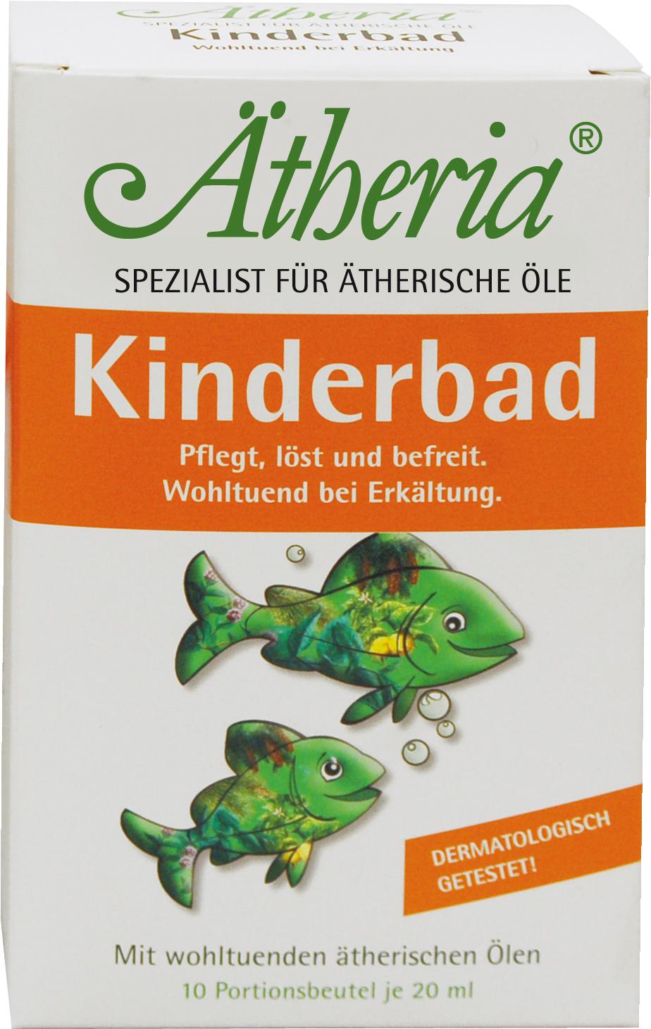 Ätheria Kinderbad
