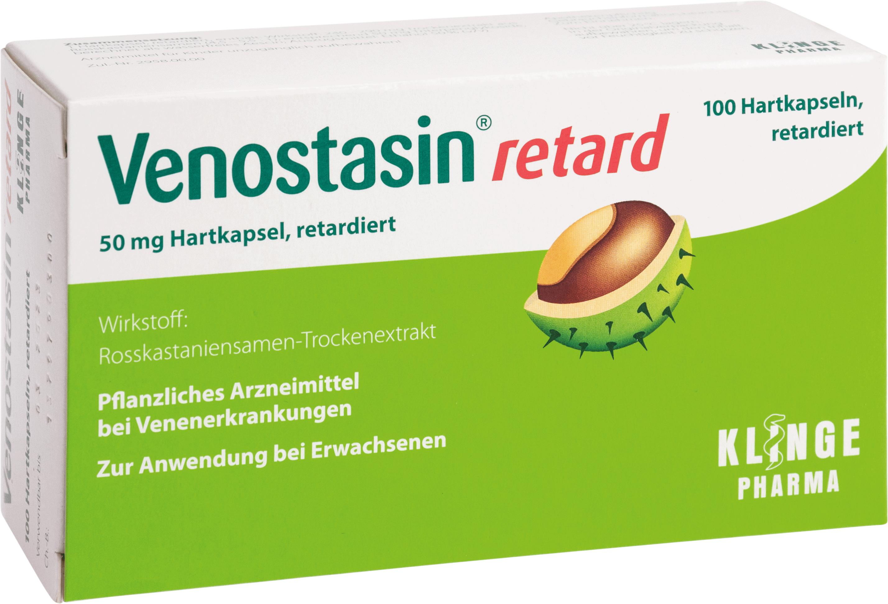 VENOSTASIN RETARD