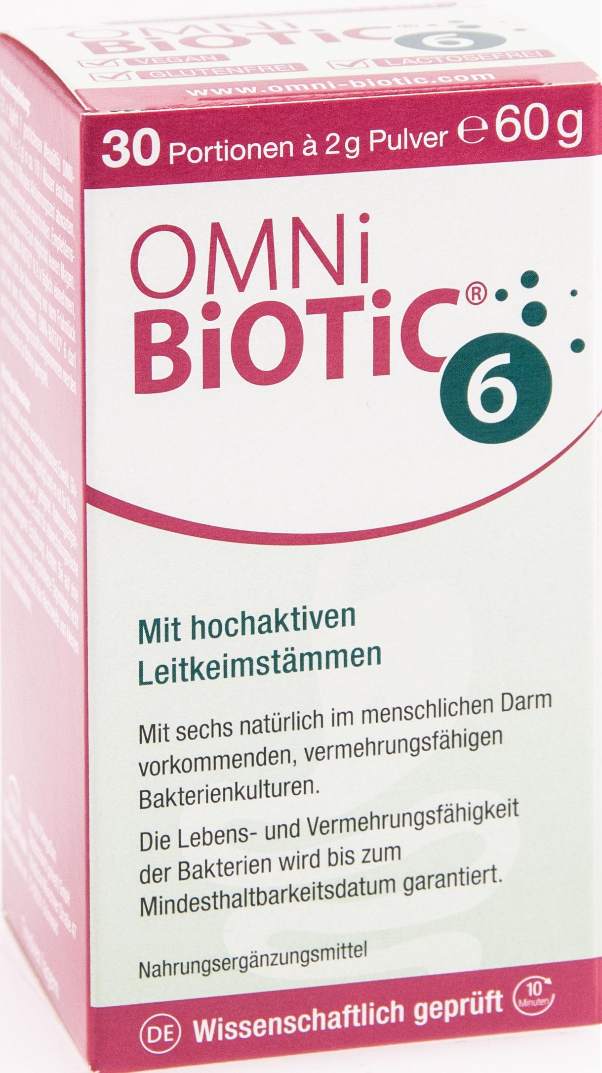Omni Biotic 6