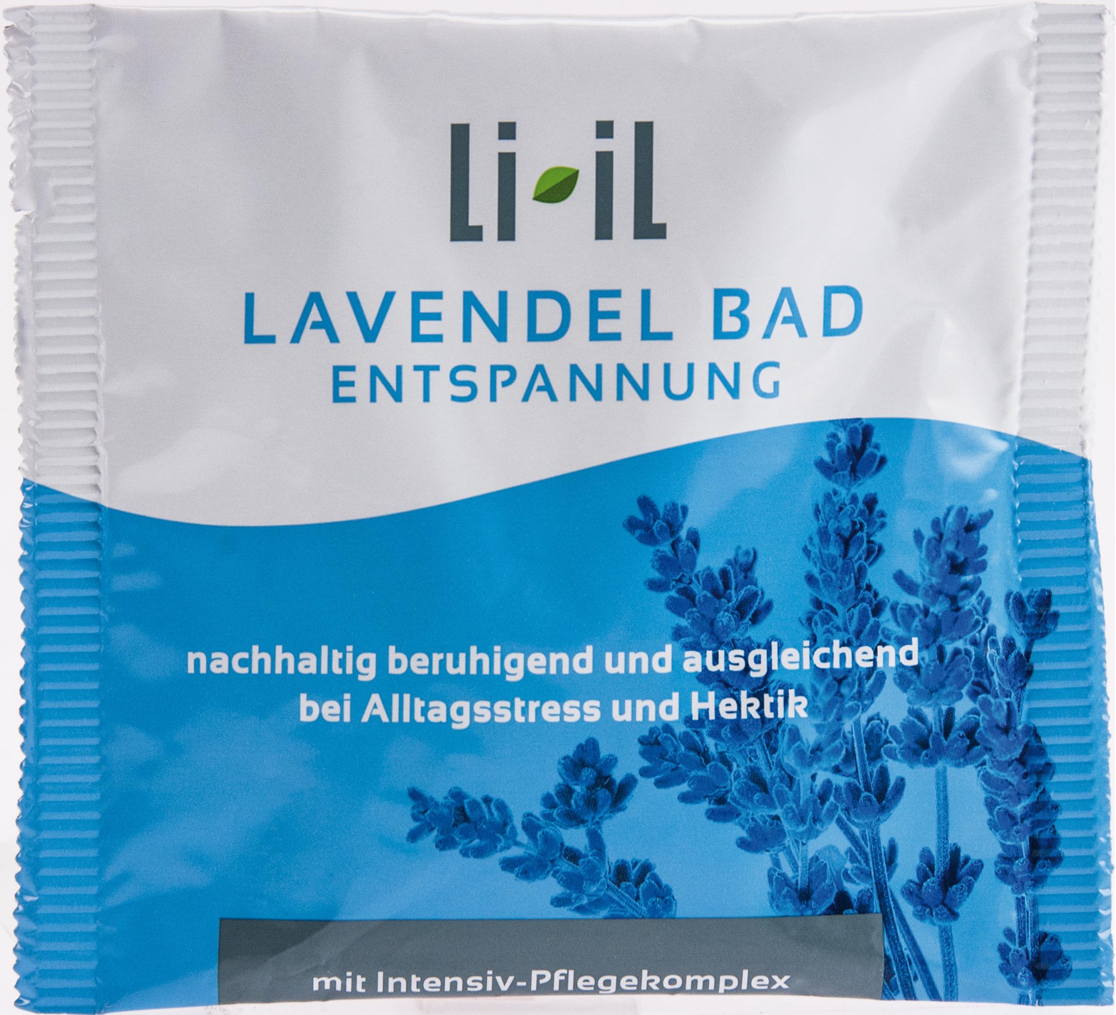 Li-iL Lavendel Bad Entspannung